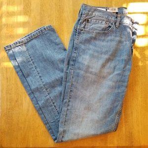 NWT Levis 505 Medium Wash Jeans 36 x 34